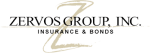 Zervos Group, Inc. Insurance & Bonds